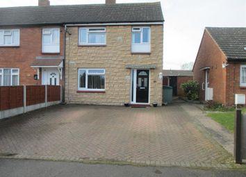 Thumbnail 3 bedroom semi-detached house for sale in Glebelands, Shawbury, Shrewsbury