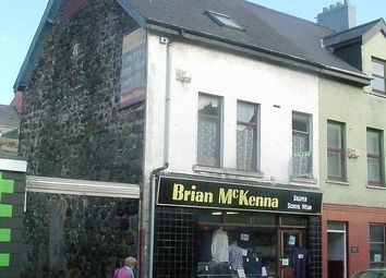 Thumbnail Retail premises for sale in Linenhall Street, Ballymena, County Antrim