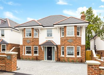 Thumbnail 7 bedroom detached house for sale in Stanmore Way, Loughton, Essex