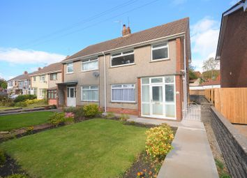Thumbnail 3 bed semi-detached house for sale in Quarry Dale, Rumney, Cardiff.