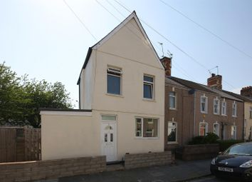 Thumbnail 2 bed end terrace house to rent in Glamorgan Street, Canton, Cardiff