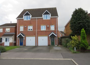Thumbnail 3 bed semi-detached house for sale in Haller Close, Armthorpe, Doncaster
