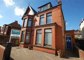 Thumbnail 6 bed detached house for sale in Regent Road, Crosby, Liverpool