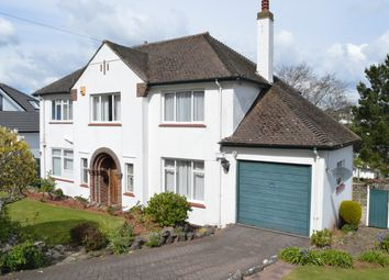 Thumbnail 4 bed detached house for sale in 4 Oxlea Road, Lincombes, Torquay
