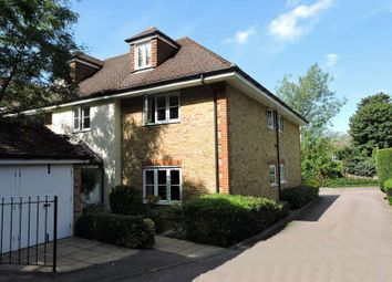 Thumbnail 2 bed flat for sale in Maybury House, 42-44 Guildford Road, Bookham