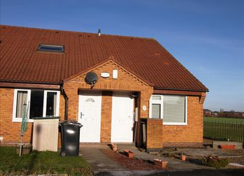 Thumbnail 1 bedroom bungalow for sale in Cloverhill Close, Annitsford, Cramlington