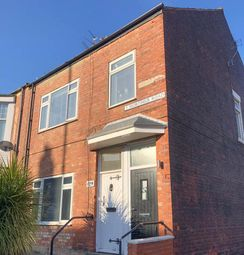 Thumbnail 3 bed flat for sale in Mortimer Road, South Shields