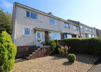 Thumbnail 3 bed end terrace house for sale in St. Andrews Drive, Gourock