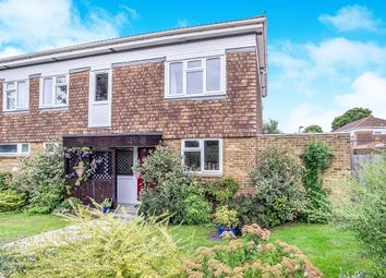 Thumbnail 3 bed semi-detached house for sale in Chattenden Lane, Chattenden, Rochester