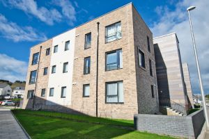 Thumbnail 2 bedroom flat to rent in Goodhope Park, Porter House, Aberdeen