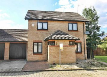 Thumbnail 3 bedroom detached house to rent in Rochester Court, Shenley Church End, Milton Keynes