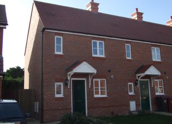 Thumbnail 2 bed end terrace house to rent in Tide Way, Bracklesham Bay, Chichester