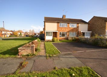 Thumbnail 3 bed semi-detached house for sale in Southfield Road, Aylesbury, Buckinghamshire