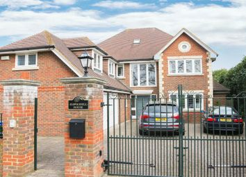 Thumbnail 6 bed property to rent in Old Chestnut Avenue, Claremont Park, Esher, Surrey