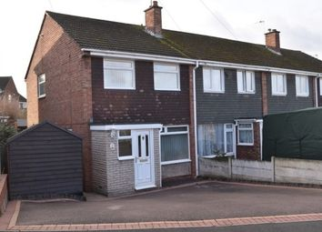 Thumbnail 3 bed property to rent in Summer Grove, Lichfield