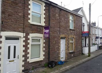 Thumbnail 2 bed end terrace house to rent in Broad Street, Griffithstown, Pontypool
