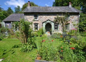 Thumbnail 2 bed country house for sale in Brechfa, Carmarthen