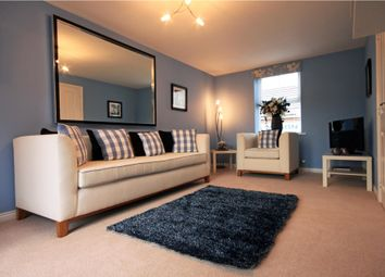 "Thumbnail 3 bedroom semi-detached house for sale in ""Squire"" at Fox Lane, Green Street, Kempsey, Worcester"