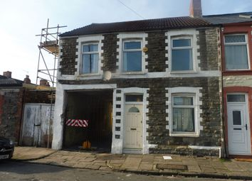 Thumbnail 4 bed end terrace house for sale in Lucas Street, Cathays, Cardiff