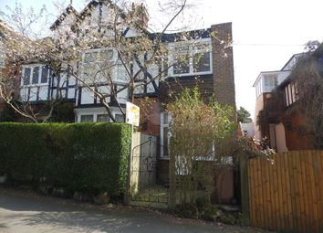 Thumbnail 2 bed semi-detached house to rent in Madeira Park, Tunbridge Wells