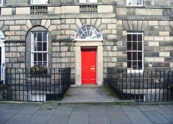 Thumbnail 3 bed town house to rent in London Street, New Town, Edinburgh