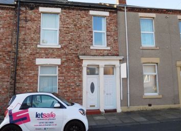 Thumbnail 3 bed flat to rent in Vicarage Street, North Shields