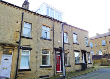 Thumbnail 3 bed terraced house for sale in Ashville Street, Halifax