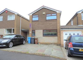 Thumbnail 3 bed link-detached house for sale in 25 Skipton Avenue, North Chadderton