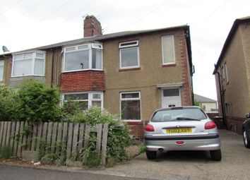 Thumbnail 2 bedroom flat to rent in Mitford Gardens, Wideopen, Newcastle Upon Tyne