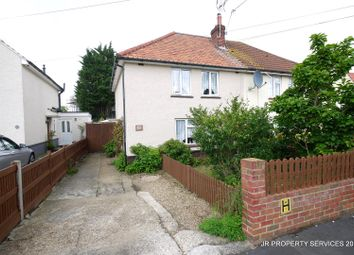Thumbnail 3 bed semi-detached house for sale in Franklin Avenue, Cheshunt, Waltham Cross