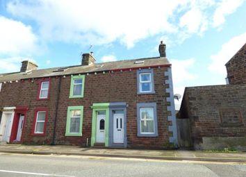 Thumbnail End terrace house for sale in Lawson Street, Aspatria, Wigton