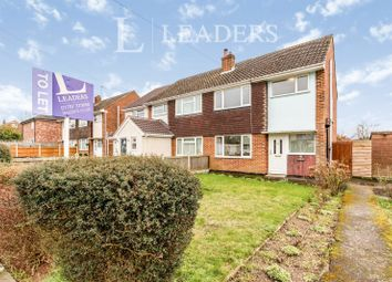 Thumbnail 3 bedroom semi-detached house to rent in Swanfield, Long Melford, Sudbury