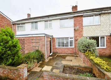 Thumbnail 3 bed terraced house for sale in Elm Court, Keynsham, Bristol