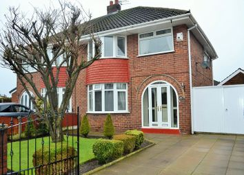 Thumbnail 3 bed semi-detached house for sale in Deyes Lane, Maghull, Liverpool