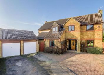 Thumbnail 5 bed detached house for sale in Cartmel Close, Bletchley, Milton Keynes