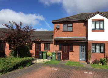 Thumbnail 1 bed terraced house for sale in Bicton Avenue, Worcester