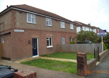 Thumbnail 3 bed semi-detached house to rent in The Hydneye, Hampden Park, Eastbourne