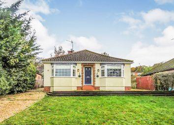Thumbnail 4 bedroom detached bungalow for sale in Hunstanton Road, Dersingham, King's Lynn