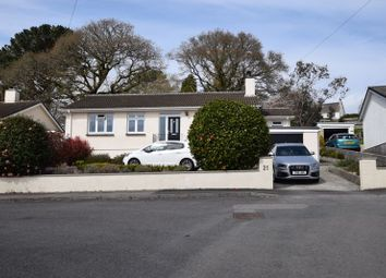 Thumbnail 3 bed detached bungalow for sale in Hollies Road, Launceston