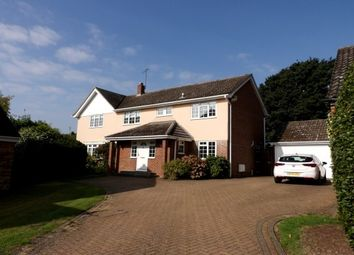 Thumbnail 5 bed detached house to rent in The Hawthorns, Danbury, Chelmsford