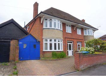 Thumbnail 3 bed semi-detached house to rent in Darlington Gardens, Shirley, Southampton