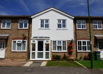 3 bed terraced house for sale in Wolstenbury Road, Rustington, Littlehampton BN16