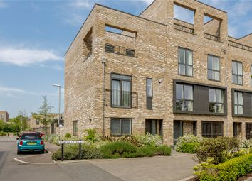 Thumbnail 3 bed end terrace house for sale in Northrop Road, Trumpington, Cambridge