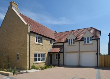 Thumbnail 5 bed detached house for sale in West Farm, Faulkland