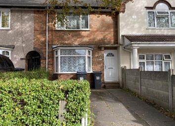 Thumbnail 3 bed property for sale in Pelham Road, Ward End, Birmingham, West Midlands