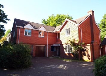 Thumbnail 5 bed detached house for sale in Church Lane, Botley, Southampton