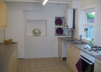 Thumbnail 4 bedroom terraced house to rent in Ruby Street, Roath, Cardiff