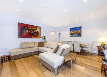 Thumbnail 3 bed flat to rent in Clanricarde Gardens, London