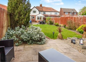 3 bed semi-detached house for sale in Galtres Road, York YO31