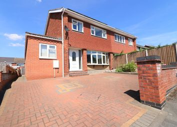 Thumbnail 5 bed semi-detached house for sale in Chiltern Crescent, Scunthorpe